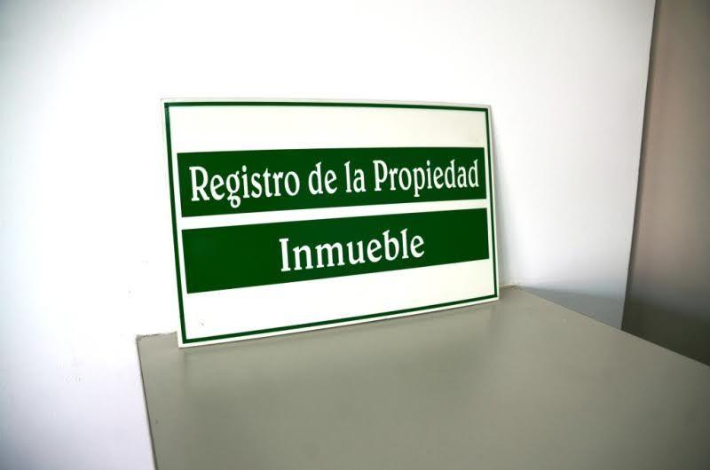 El registro de la propiedad tiene nuevo domicilio for Oficinas del registro de la propiedad