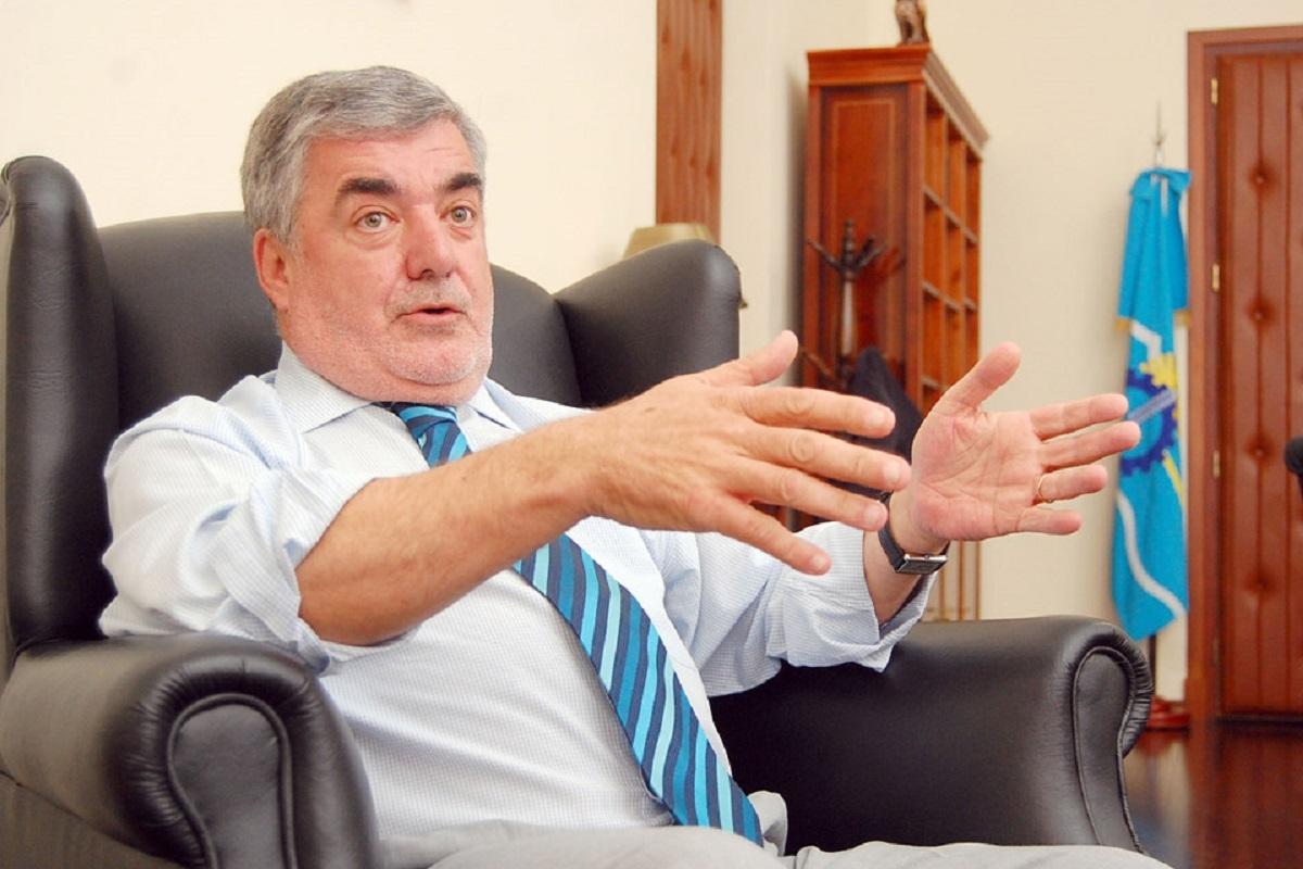 Falleció el gobernador Mario das Neves