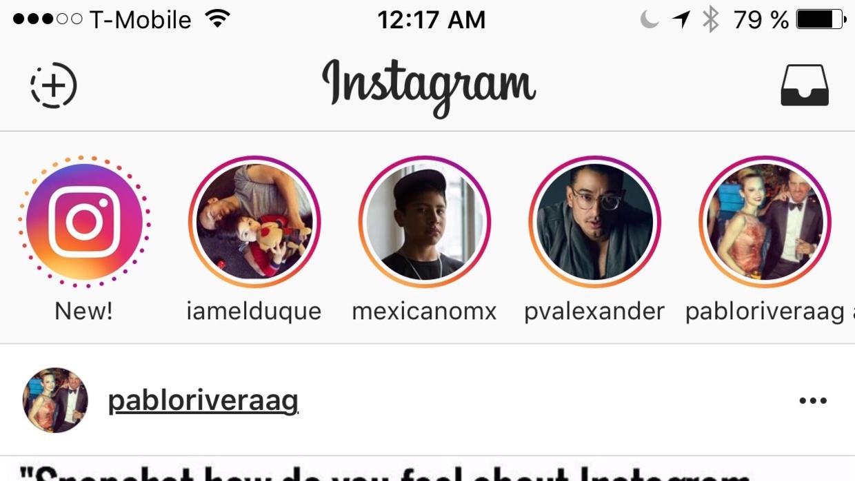 La forma de ver una historia de Instagram sin dejar rastro