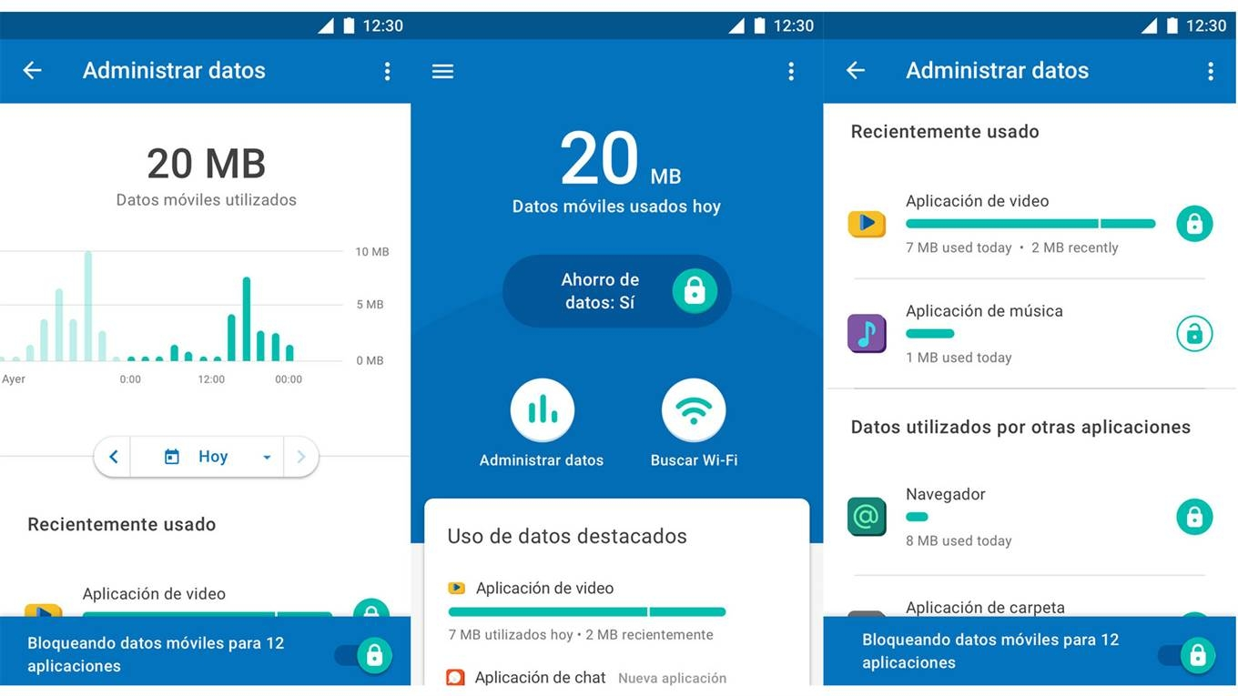 Android advertirá cuando apps usen tus datos personales