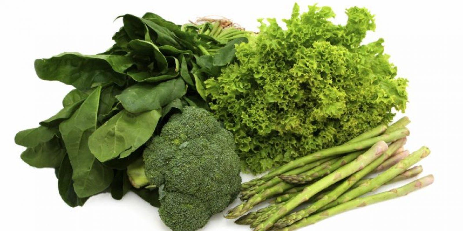 Aseguran que comer verduras de hoja verde a diario ayuda a proteger ...