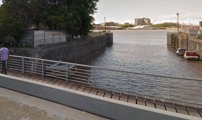 Encuentran otro cuerpo flotando en Puerto Madero