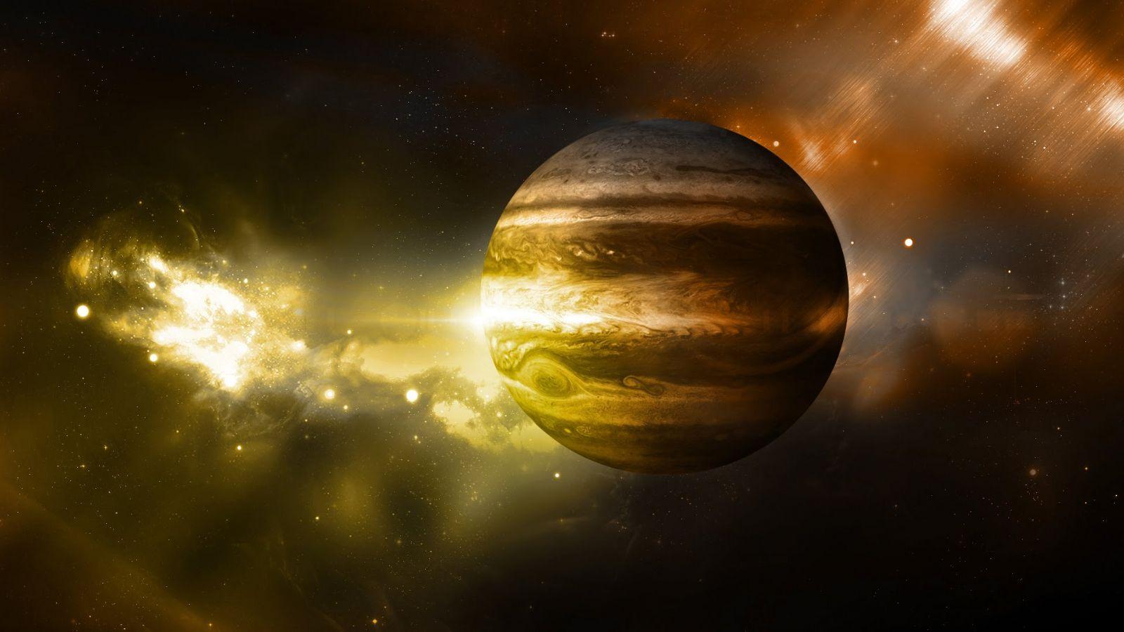 Declaran que Júpiter es el planeta más antiguo del Sistema Solar