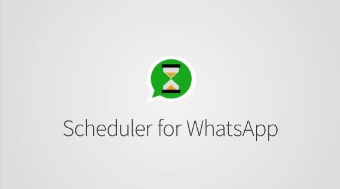 Ahora puedes programar mensajes y aquí te enseñamos cómo — WhatsApp