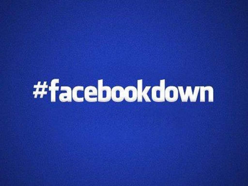 Múltiples problemas para conectarse a Facebook