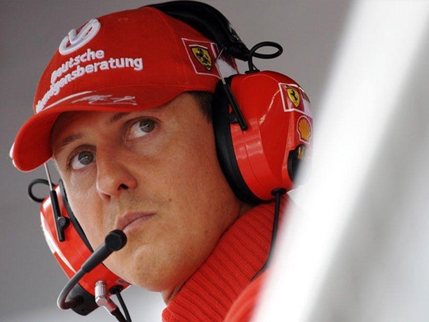 Una inesperada esperanza para Michael Schumacher