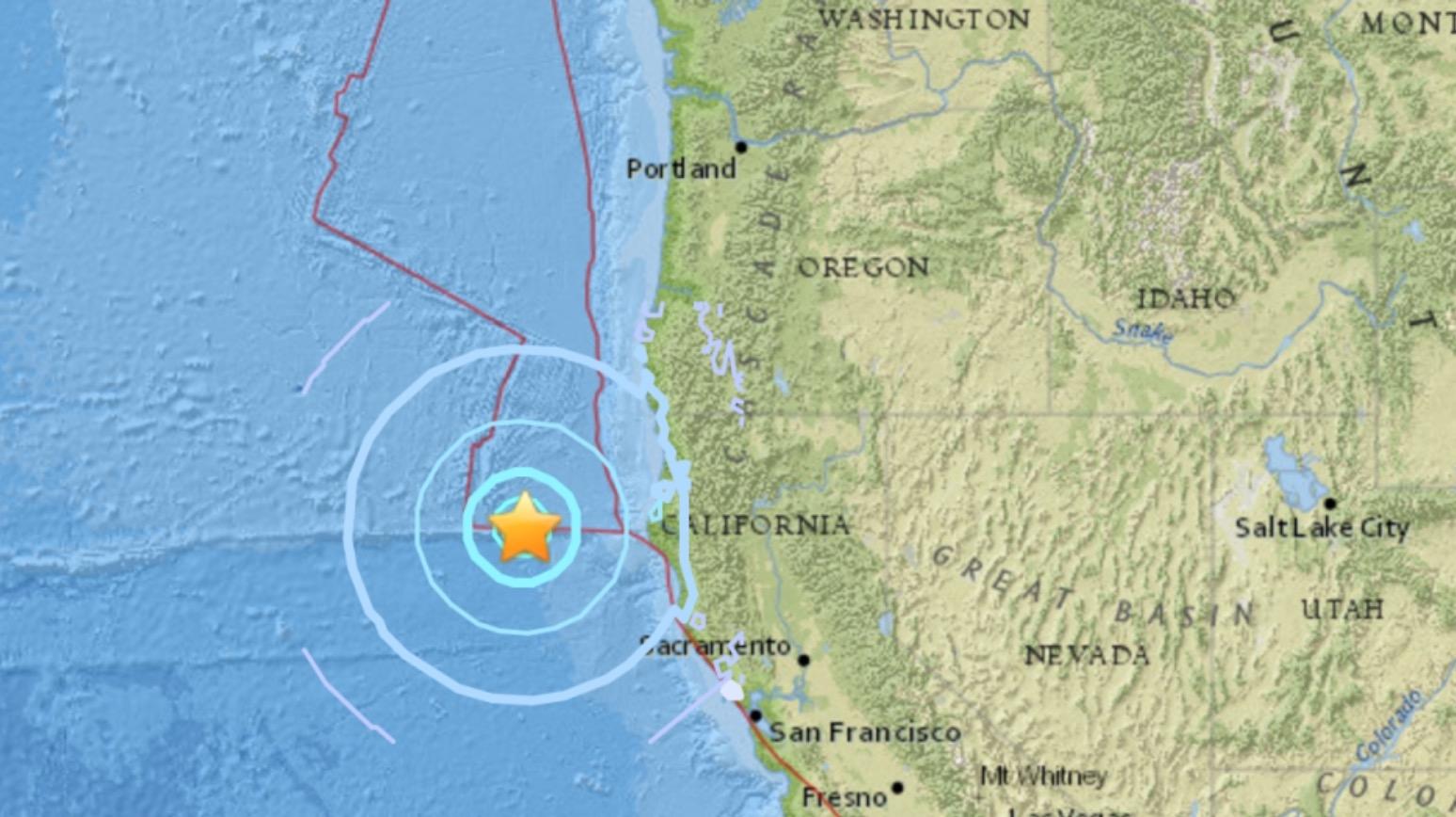 ÚLTIMA HORA | Se registró nuevo sismo de 6.4 en México