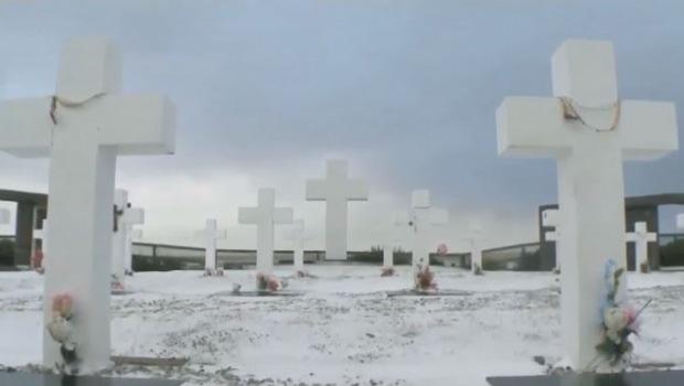 Hallan 121 cuerpos de soldados argentinos no identificados en Malvinas
