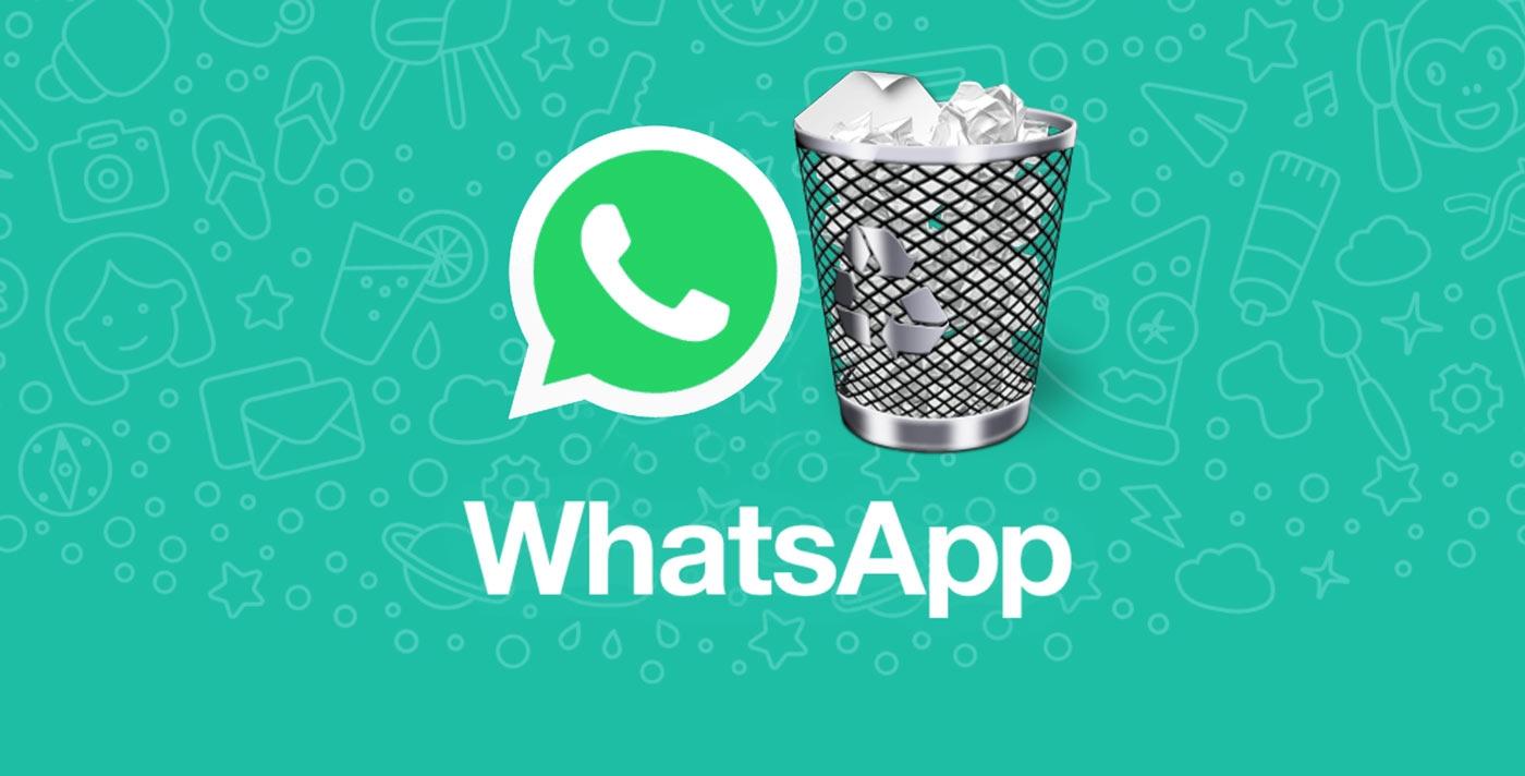 Cómo leer los mensajes que fueron borrados de Whatsapp