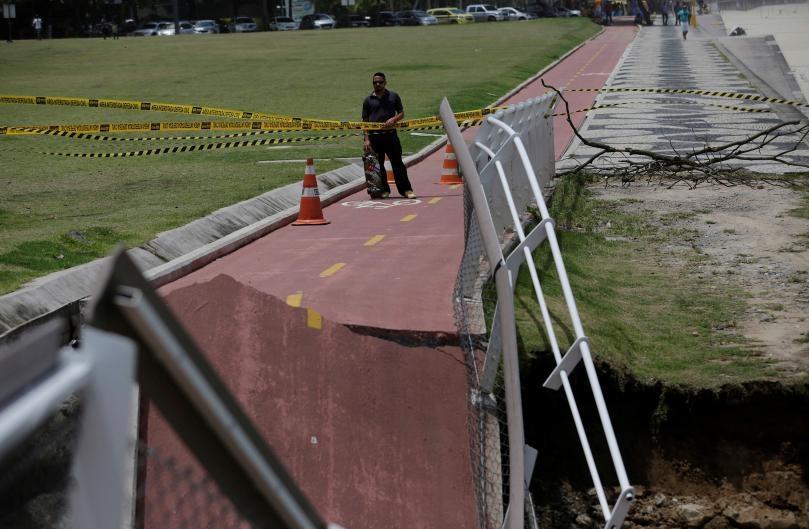 Al menos 3 personas muertas por fuertes lluvias en Río de Janeiro
