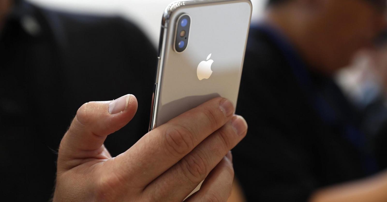 Reportan fallas para responder llamadas en el iPhone X