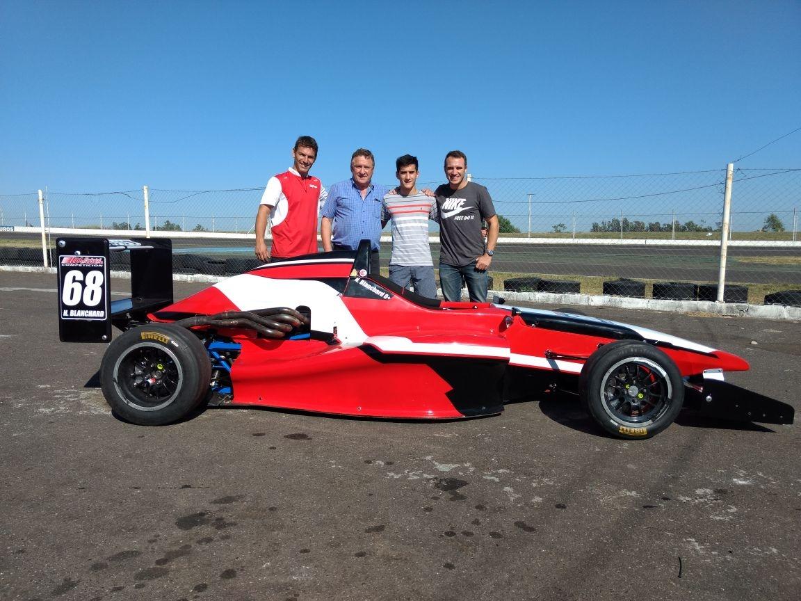 Súper TC2000: se puso en marcha la temporada 2018