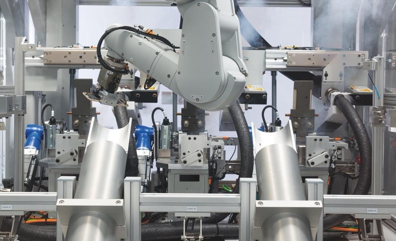 Daisy, el robot que destruye 200 iPhones por hora