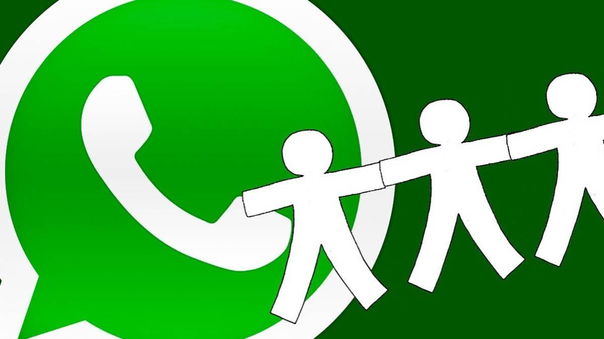 Aumentan los permisos para los administradores de grupos de WhatsApp