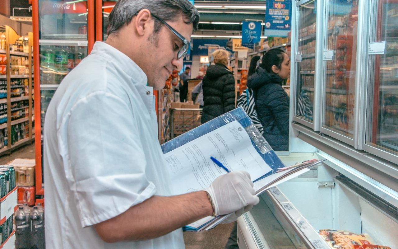 Santiago: La Anmat retiró alimentos congelados a base de vegetales