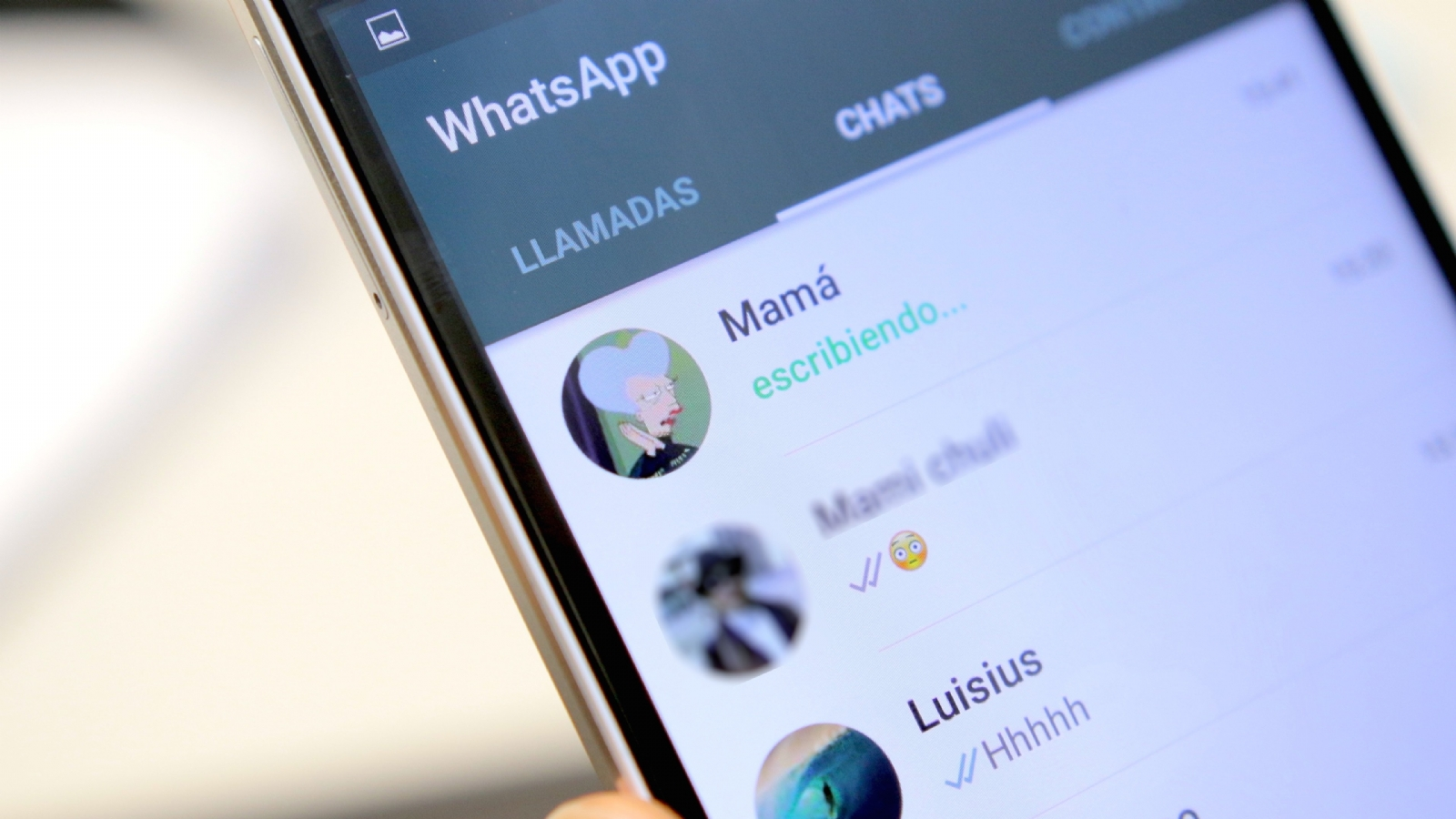 Cómo recuperar un mensaje borrado de Whatsapp
