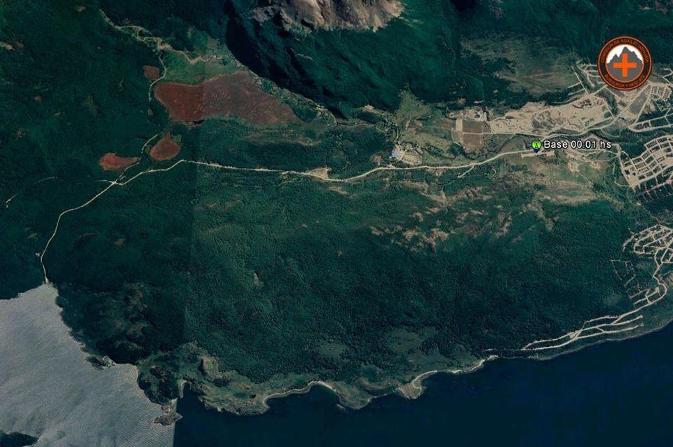 Operativo en plena madrugada para rescatar a dos personas en Ushuaia - Infofueguina