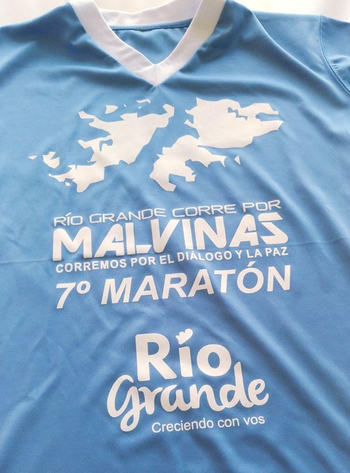 """Prevén gran participación en La maratón """"Río Grande corre por Malvinas"""" - Infofueguina"""