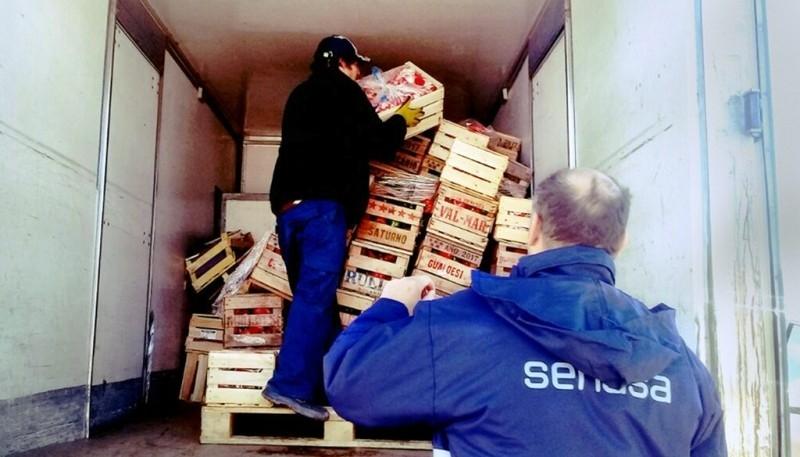 SENASA secuestró camión con verduras que venía para Ushuaia - Infofueguina
