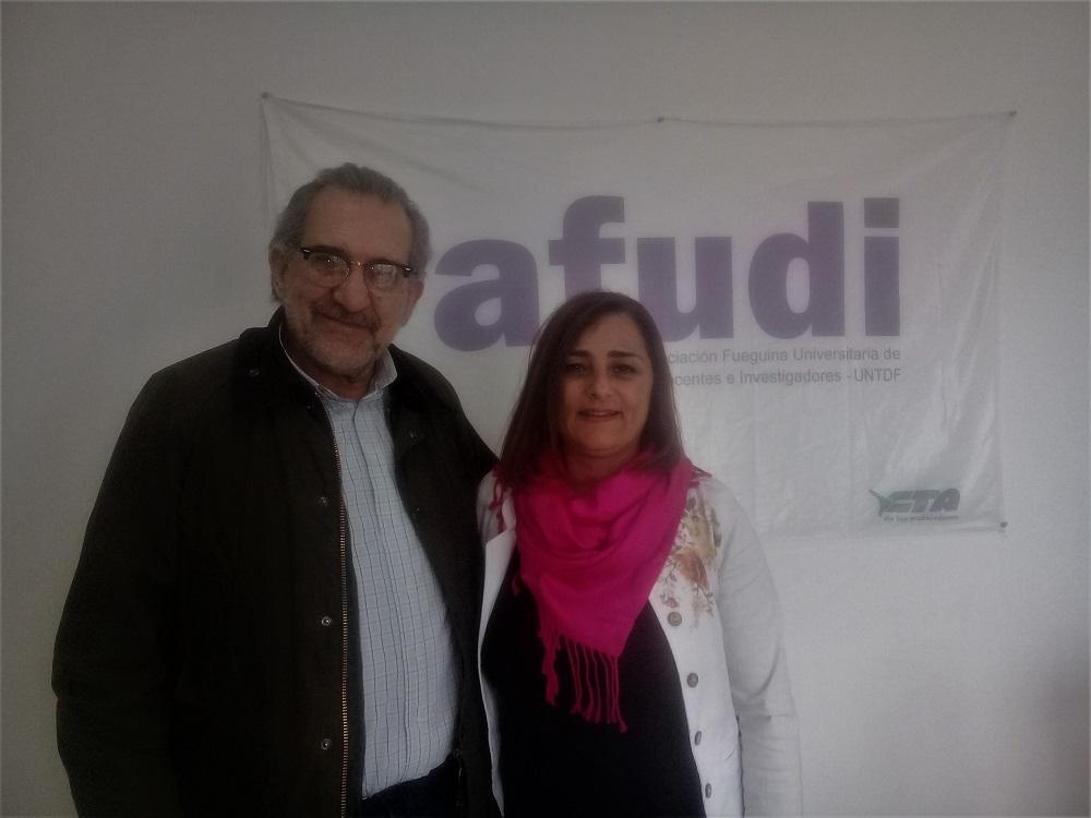 AFUDI inauguró su sede sindical en Río Grande - Infofueguina
