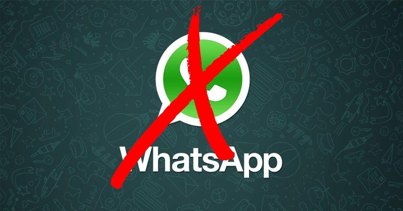 En estos teléfonos dejará de funcionar WhatsApp a partir de 2020