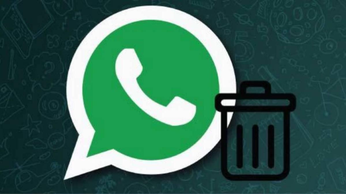 Free WhatsApp space in a few seconds 1