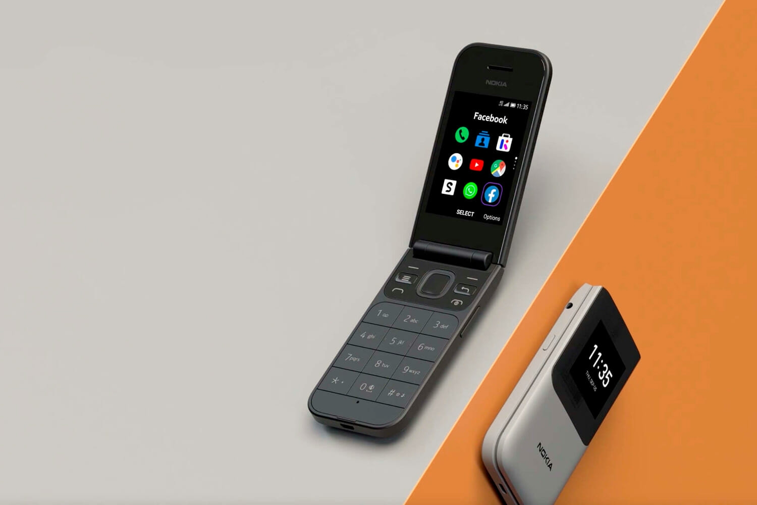 IFA low cost phones at $ 20 are presented at IFA 1
