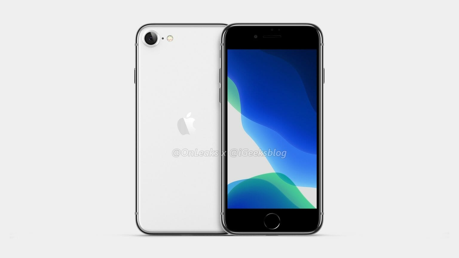 Se filtraron imágenes del nuevo iPhone SE2 - Infofueguina - Tierra ...