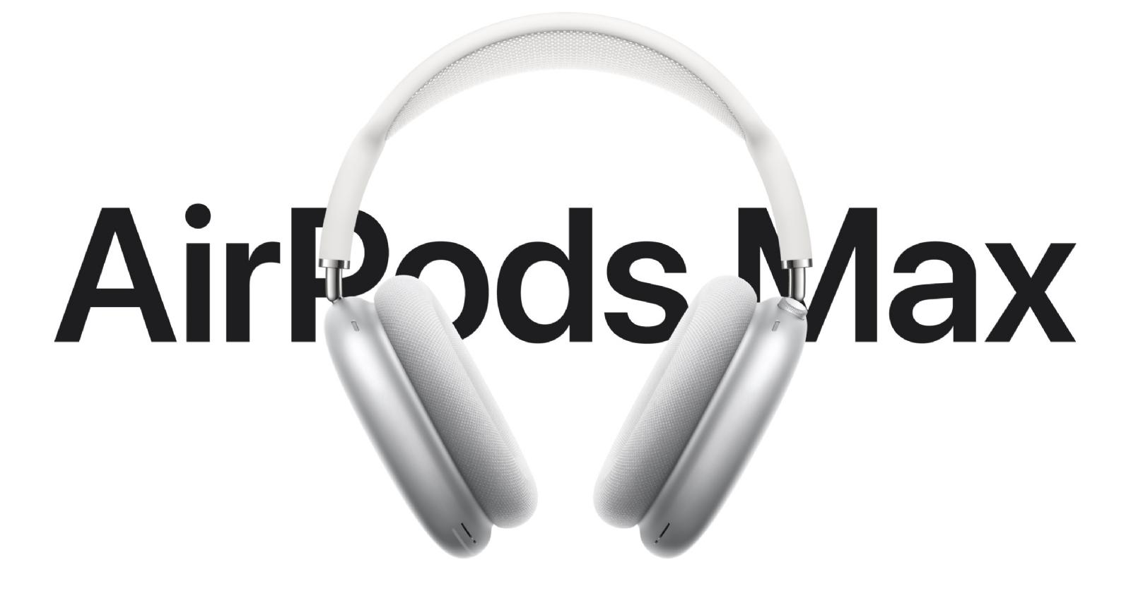 Apple presenta sus nuevos auriculares con sonido de alta fidelidad — AirPods Max