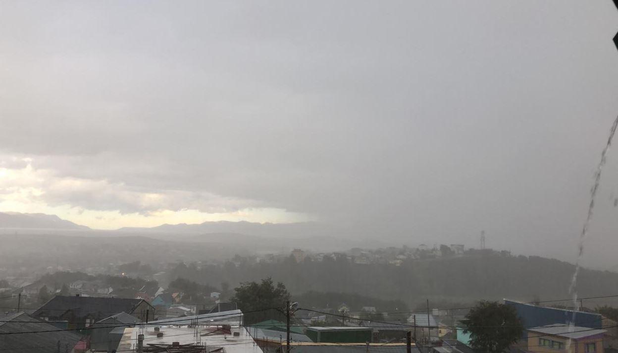 Pronóstico del tiempo para hoy — Clima