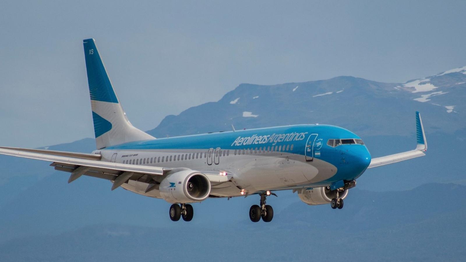 Habrá cuatro nuevos vuelos para repatriar a 800 argentinos