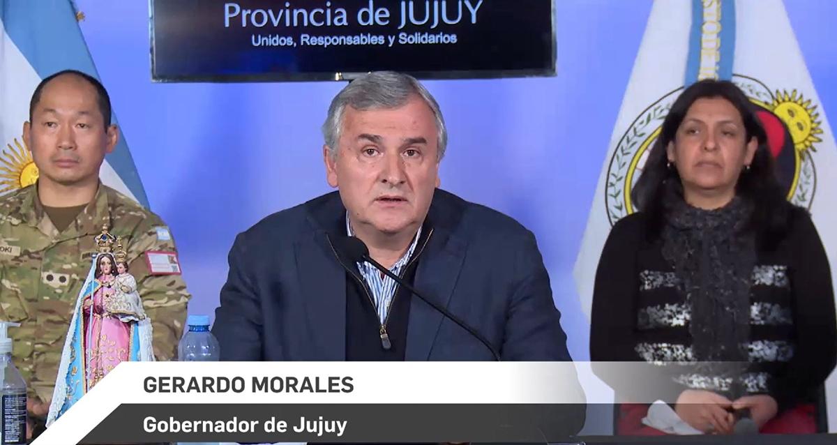 Por un rebrote, cuatro localidades vuelven a fase 1 — Coronavirus en Jujuy