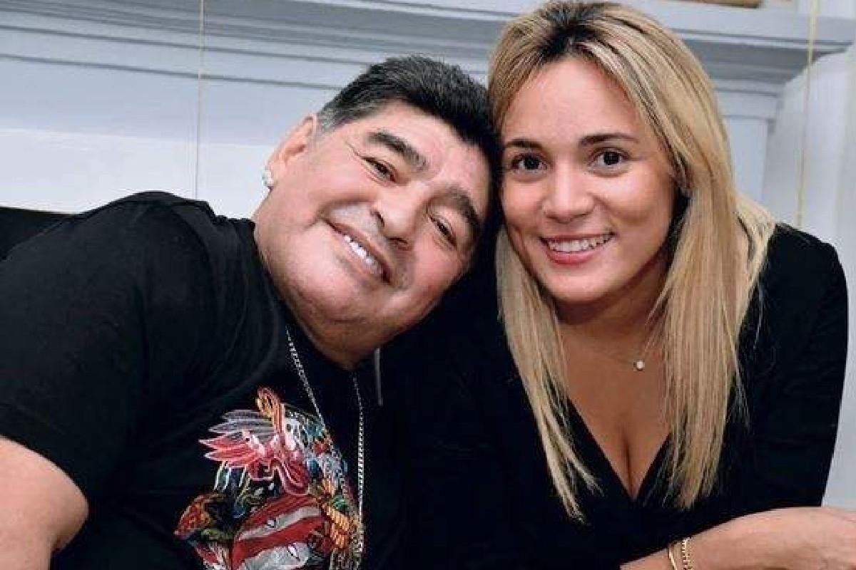 Rocío Oliva hizo públicos detalles de su convivencia con Diego Maradona