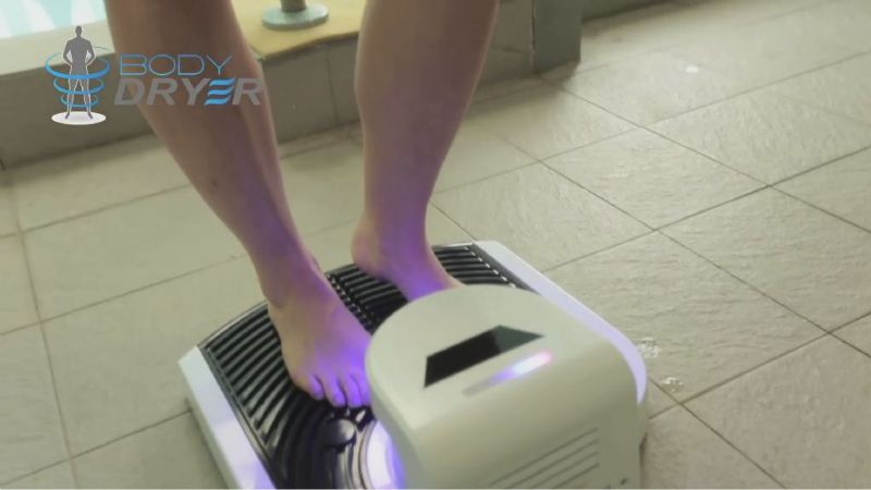 Body Dryer: ¿Chau a las toallas?