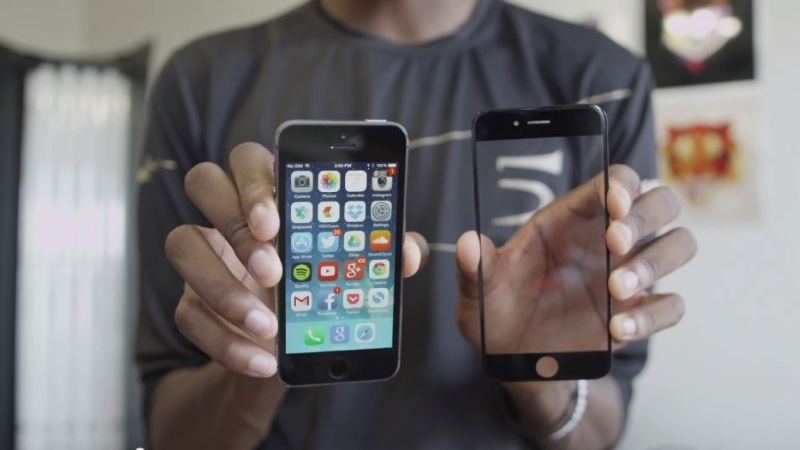 Pantalla del iPhone 6, determinante de su precio