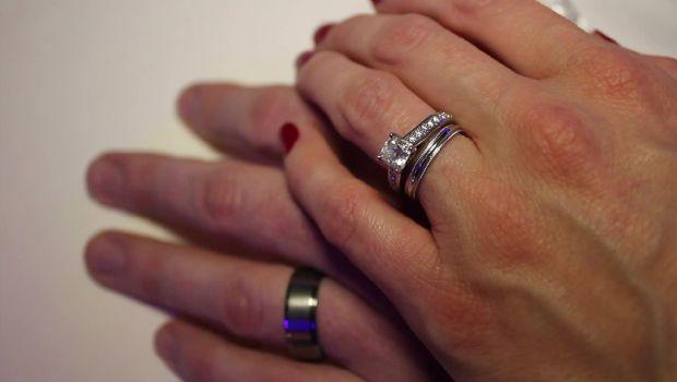 Los casados son más sanos que los solteros, según un estudio