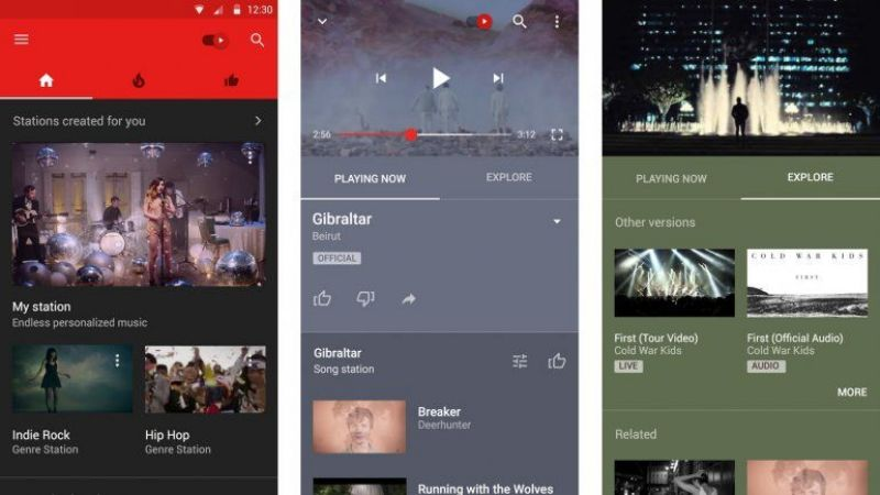 YouTube Music ya es un hecho