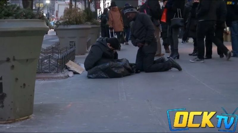 Frio en New York: video para tomar conciencia