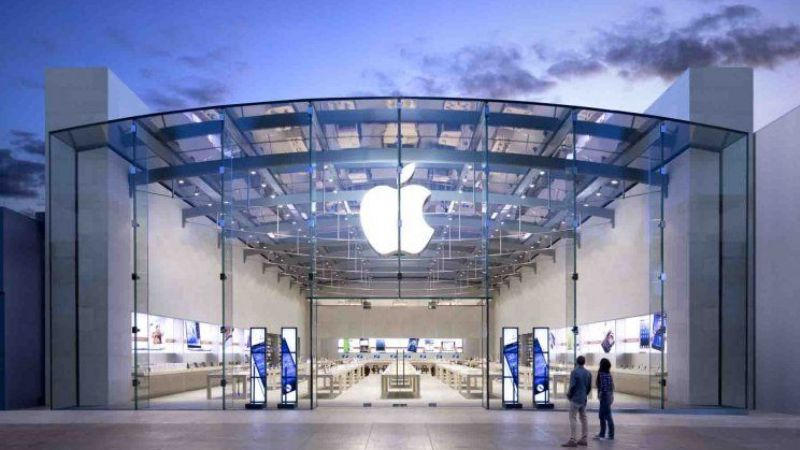 Apple abriría un local oficial en Argentina