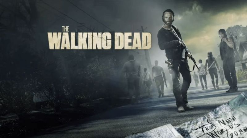 """The Walking Dead"" ya trabaja en la octava temporada"