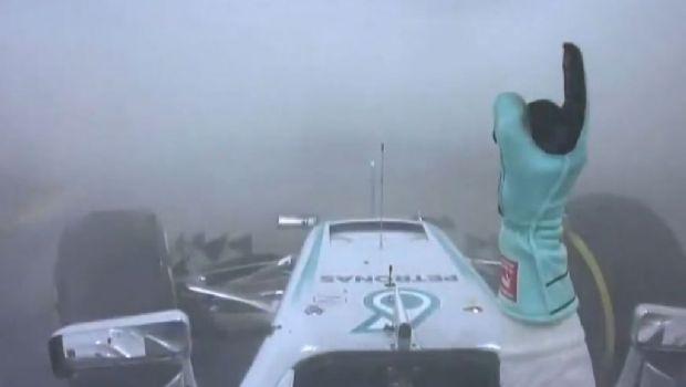 Nico Rosberg se coronó campeón de la  Formula 1