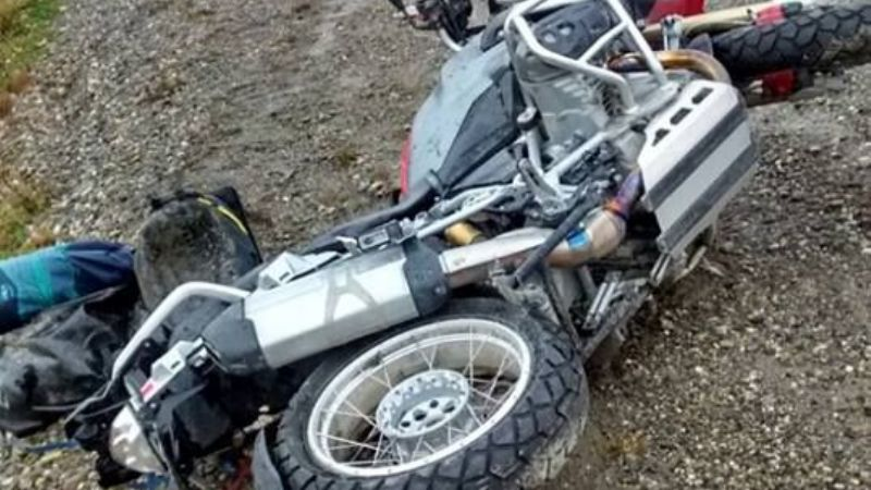 Un turista chileno falleció en terrible accidente