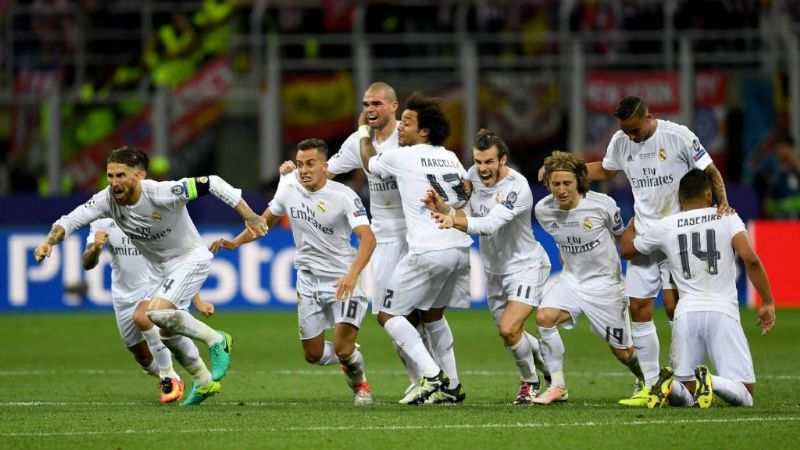 Real Madrid ganador de la Champions League