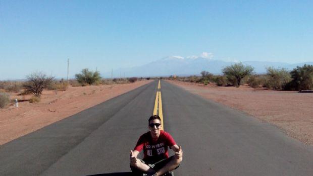 Recorrió el país y creó un blog de viajes online