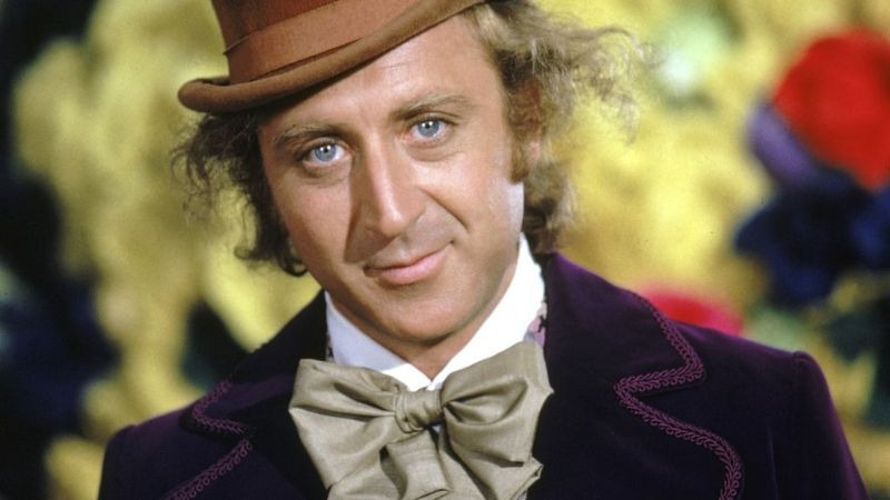 Murió el primer Willy Wonka, Gene Wilder