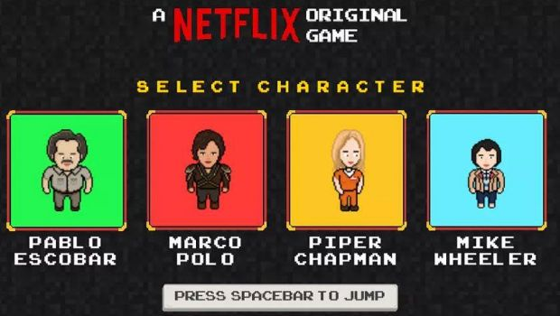El juego oculto de Netflix
