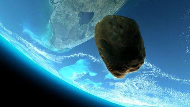 Un asteroide equivalente a 35 bombas nucleares rozó la Tierra