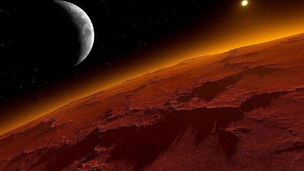 China confirmó que llegará a Marte para fines del 2020