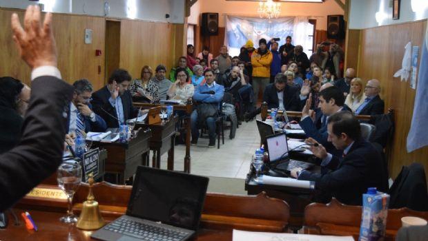 Ushuaia: Concejales aprobaron la cesión de un predio para el CAAD