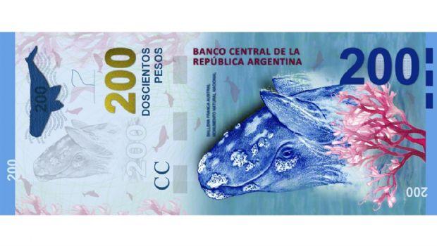Eligieron uno de los nuevos billetes argentinos como el mejor de América Latina